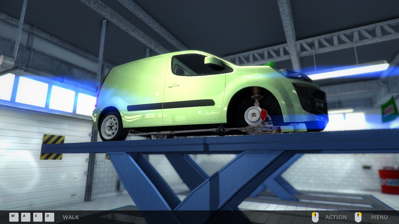 Red Dot Games : Game Development Studio | Car Mechanic