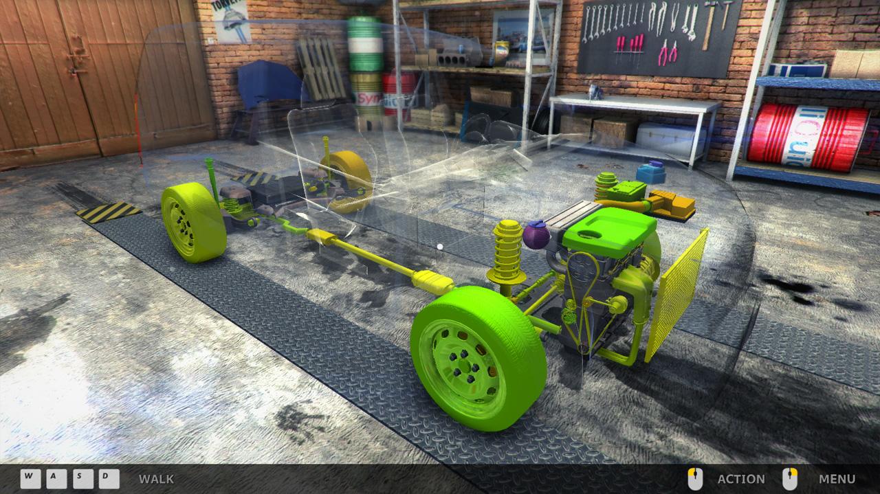 Car mechanic simulator 2015 mods map 10