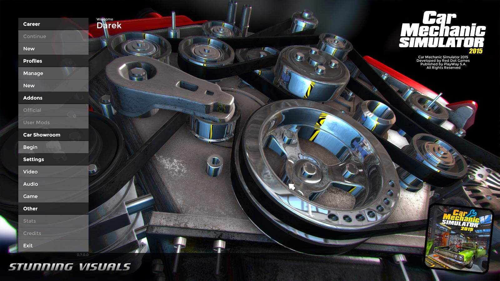 Car mechanic simulator 2018 как поставить колеса