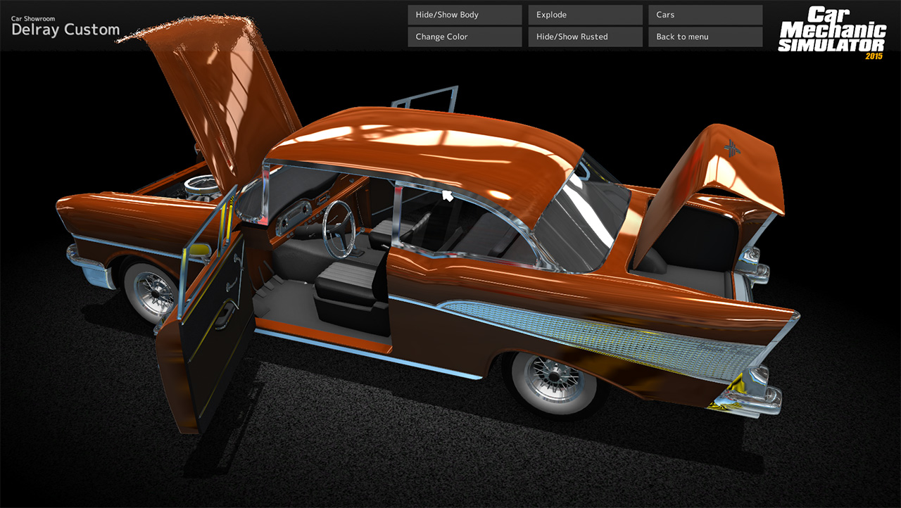 Red Dot Games : Game Development Studio   Car Mechanic