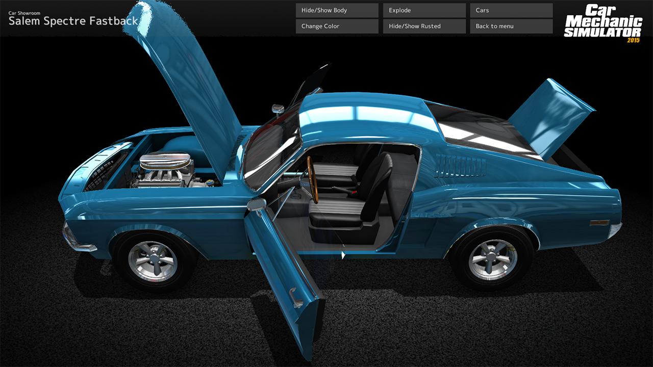 Red Dot Games Game Development Studio Car Mechanic Simulator 2015