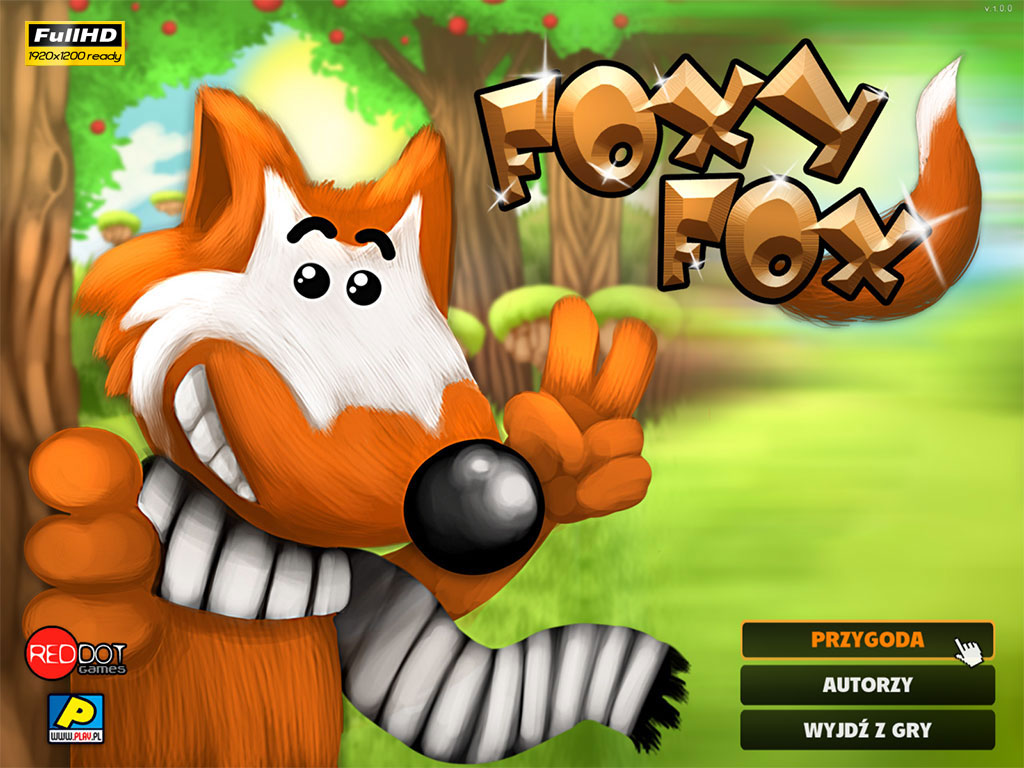 Red dot games game development studio foxy fox